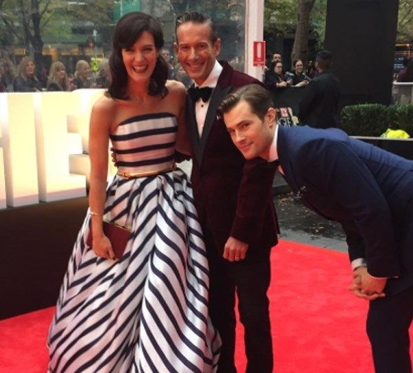 Celebs at the Logies - Jenni Baird - A Place To Call Home
