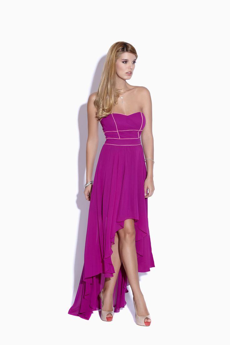 Hermosa Costo De Los Vestidos De Dama Amsale Fotos - Vestido de ...