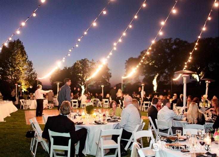 Outdoor dance floor wedding reception layout garden for Outdoor dance floor ideas