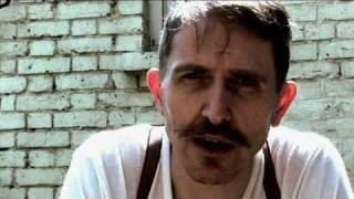Billy Childish, Chatham Town Welcomes Desperate Men (Poetry), via YouTube.