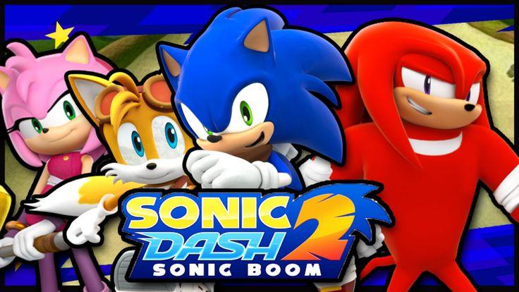 Sonic Dash 2: Sonic Boom corre ancora una volta gratis su App Store