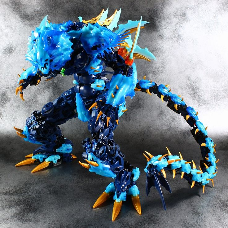 """Leviathan"" by LEGO DOU Moko: Pimped from Flickr"