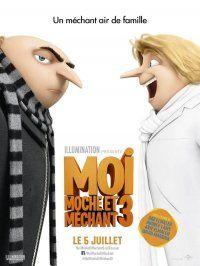 Moi, moche et méchant 3 : Horaires, E-billets, Bande annonce | Cinémas Gaumont Pathé