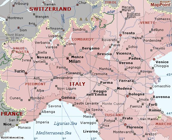 Cities In Northern Italy Related Keywords & Suggestions - Cities ...