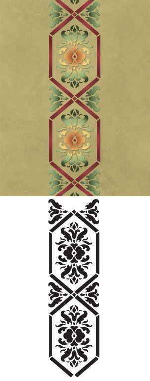 Modern Masters | The Alternative to Ordinary: | Peinture décorative, Arabesque, Peinture