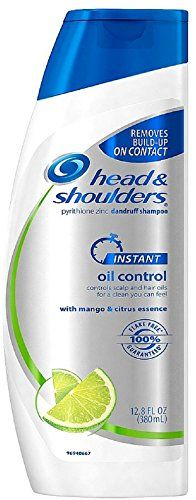 Head  Shoulders Instant Oil Control Dandruff Shampoo 1280 oz Pack of 3 *** Learn more by visiting the image link.(This is an Amazon affiliate link and I receive a commission for the sales)