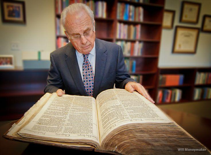 "John MacArthur (1611 King James ""He"" Bible) ... http://www.willmoneymaker.com"