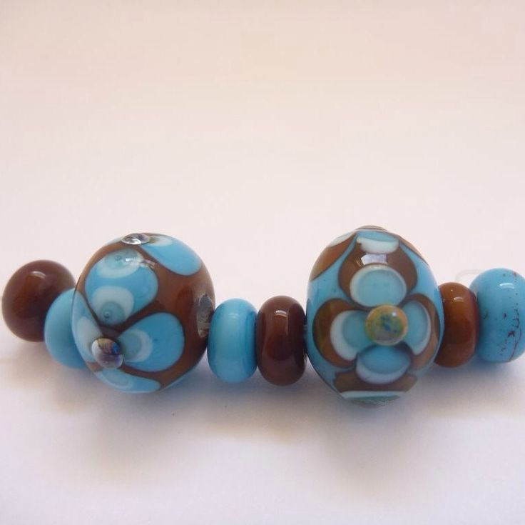 Large hole glass beads for your unique creations