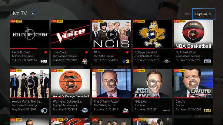 Sony launches PlayStation Vue streaming live TV service in New York, Chicago and Philadelphia I The Next Web