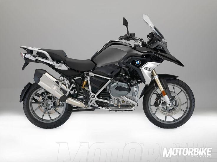 BMW R 1200 GS 2017 - Precio, fotos, ficha técnica y motos rivales
