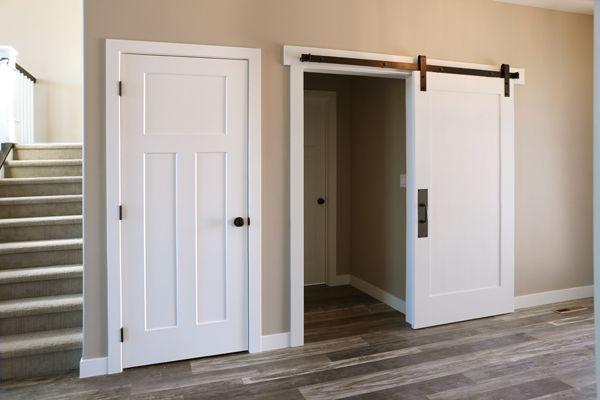 45 best my barn doors images on pinterest sliding doors - Where to buy interior barn doors ...