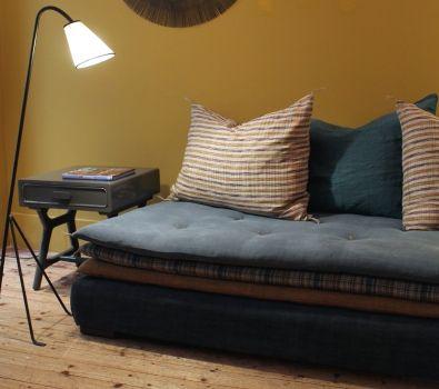 17 meilleures images propos de by caravane chambre 19. Black Bedroom Furniture Sets. Home Design Ideas