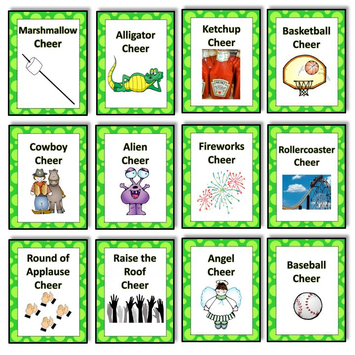 Cheers For Elementary Classrooms ~ The best classroom cheers ideas on pinterest