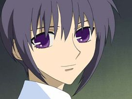 Yuki Sohma from Fruits Basket. So cute, for an anime character.