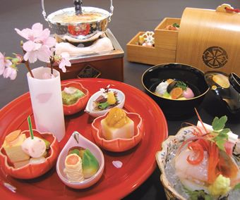 "The 12th web topic ""Washoku;traditional Japanese cuisine"" ©KURUMAYA lern more: http://nihon-kekkon.com/special_monthly/index.html"