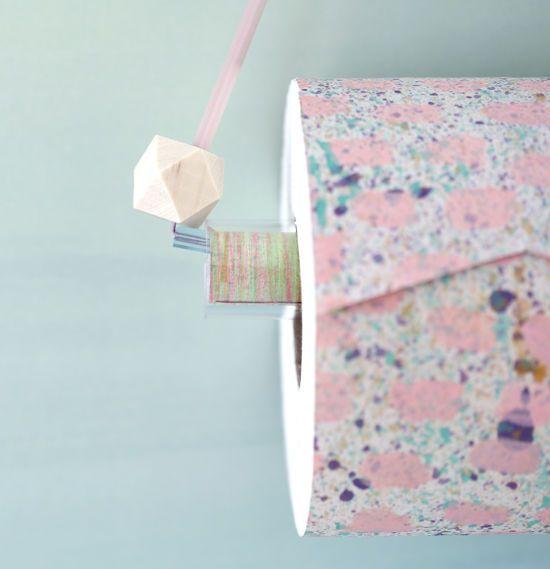 Scandinavian Inspired Toilet Paper Holder