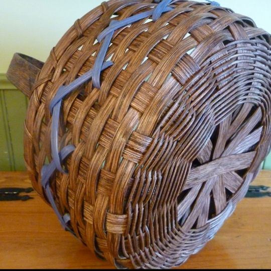 Basket Weaving Ornaments : Best images about basket weaving on wall