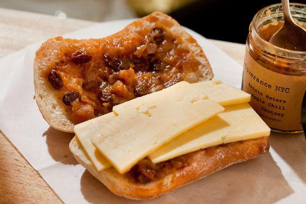 Raisin-Hater's Apple Chile Chutney (Photo: Tony Cenicola/The New York Times)