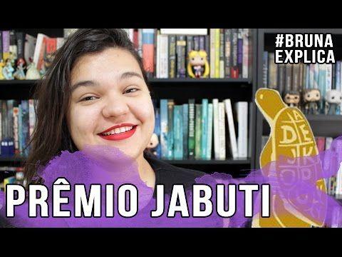 O prêmio Jabuti é o prêmio literário mais famoso do Brasil. Nesse #BrunaExplica eu falo mais sobre como ele surgiu por que é tão famosos e como participar.   Saiba mais sobre o Prêmio Jabuti: http://ift.tt/1HH5LoG  Finalistas do Jabuti 2016: http://ift.tt/2feCcp7   Indicados ao Jabuti na Amazon: http://amzn.to/2esDRG0  LIVROS MENCIONADOS: - Quarenta Dias (Maria Valéria Rezende) http://amzn.to/2eCW477 - A casa da Vovó (Marcelo Godoy) http://amzn.to/2eCVCFM   O #BrunaExplica é uma série de…