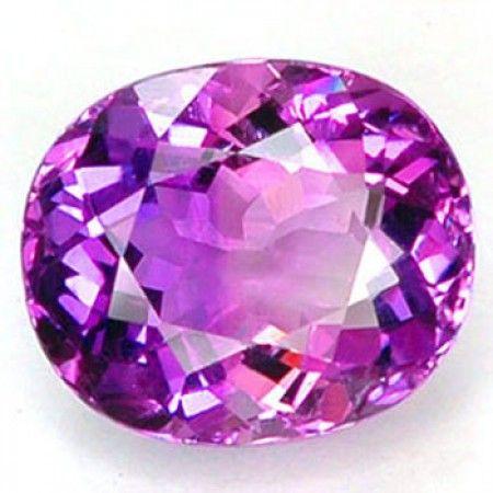 pink and purple gemstones names