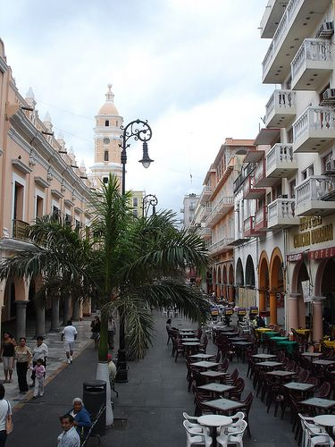 Veracruz, Los Portales