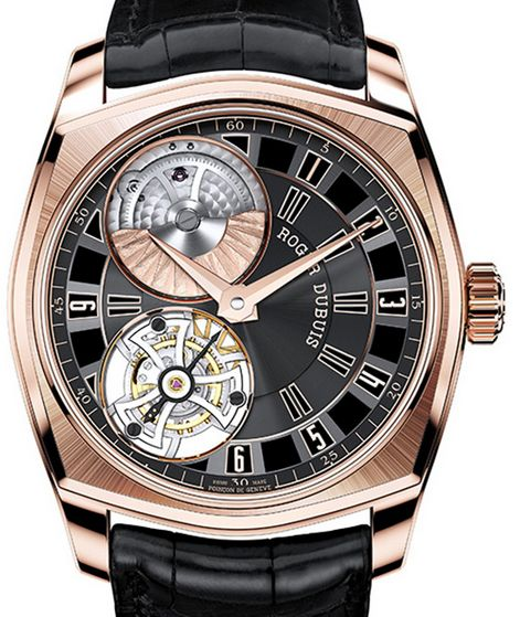 """ROGER DUBUIS La Monégasque Automatic Flying Tourbillon for """"Only Watch 2013"""""""