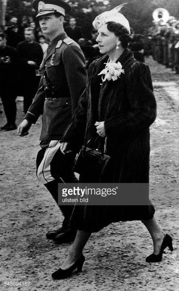 News Photo : Michael I. of Romania *- King of Romania...