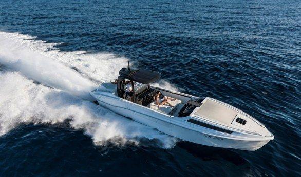 Wider ai saloni nautici di Cannes e Montecarlo 2012