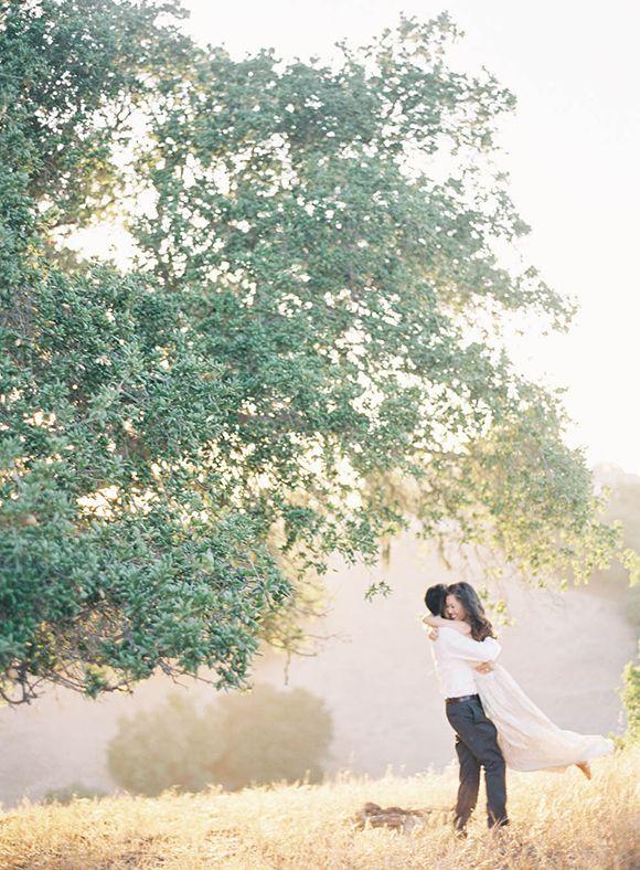 Santa Ynez Engagement Photos