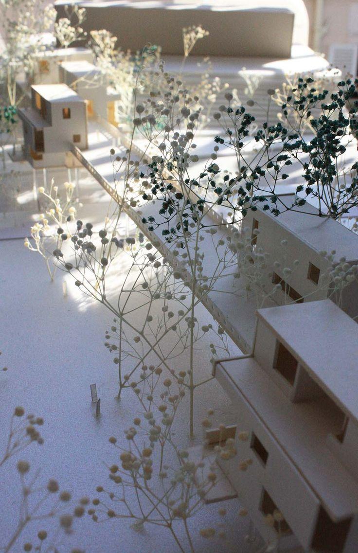 Les 25 meilleures id es de la cat gorie architecture de for Maquette d architecture
