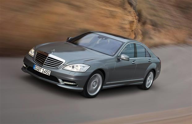 2012 Mercedes-Benz S 550 4Matic. 6127610