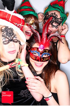 Some of the Lowe Profero girls looking great in their masks!