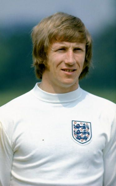 Colin Bell England 1974