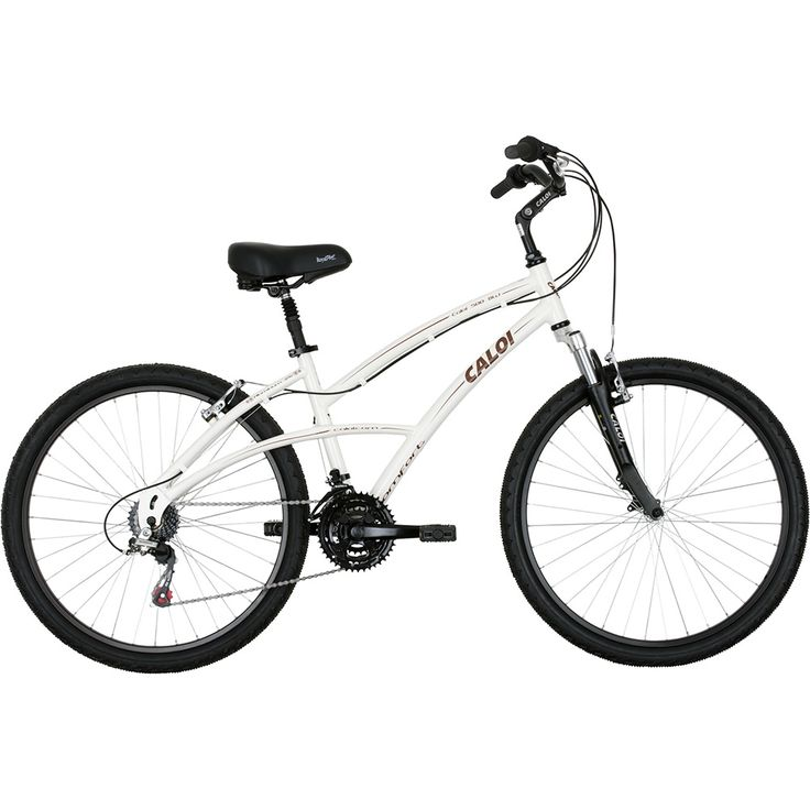 Bicicleta Caloi 500 Sport F Branca 21 marchas aro 26 - Submarino.com.br