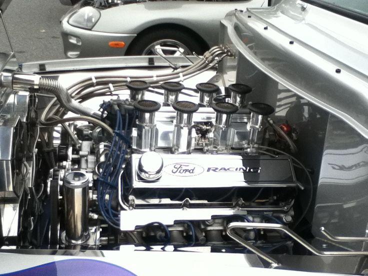 Mustang Gt Engine