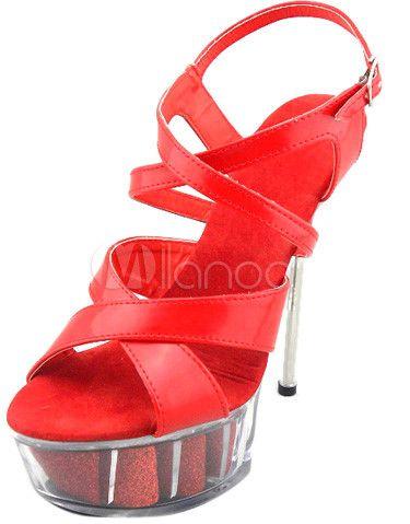 #Milanoo.com Ltd          #Sexy Sandals             #Sexy #Criss-Cross #Platform #Woman's #Sandals      Sexy Criss-Cross Platform Woman's Sandals                                     http://www.seapai.com/product.aspx?PID=5719609