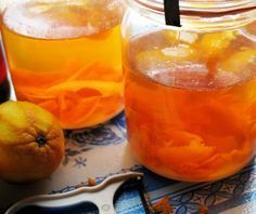 Let's Make Christmas, Santa's Little Helper and Home-made Orange Liqueur