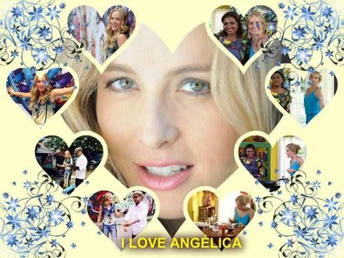 I love Angelica : eu te amo Angelica Huck