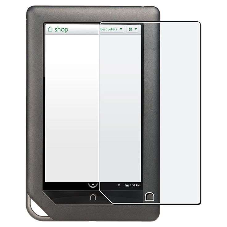 Screen Protector Clear Crystal for B&N Nook Color