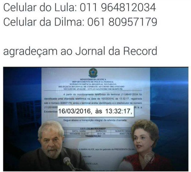 Mulher é confundida pelo Lula no Whatsapp e revela mensagens bizarras