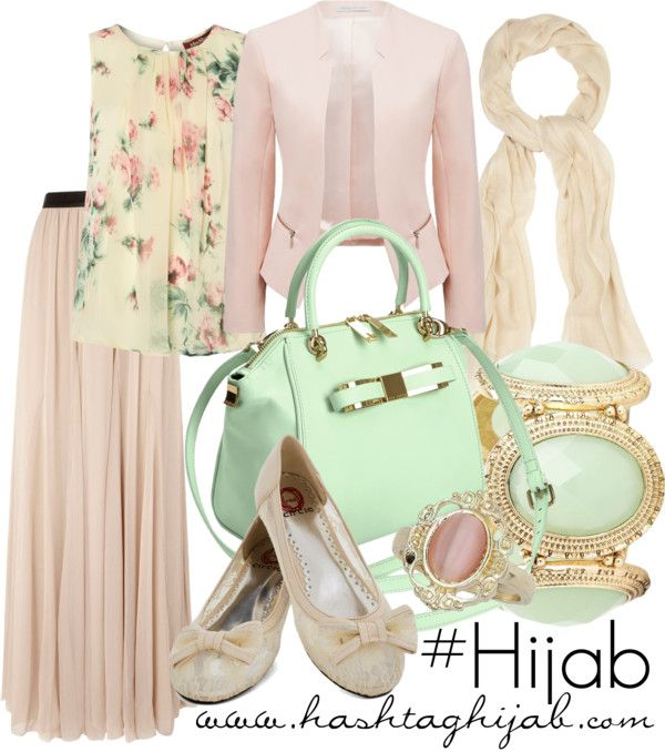 Office Hashtag Hijab Outfit