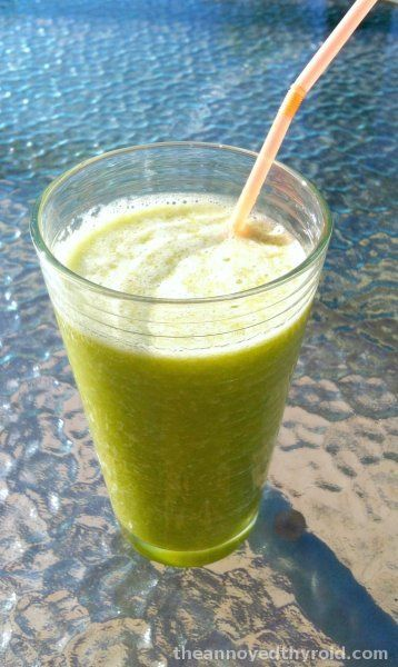 "Thermomix ""The Sara Green"" Juice"