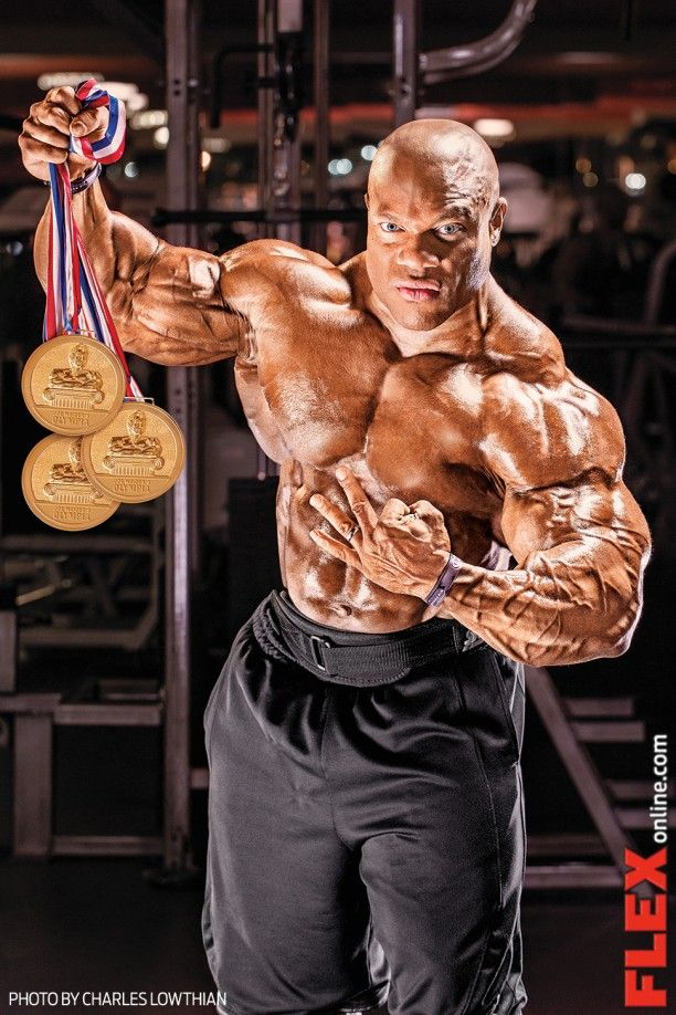 Phil Heath | FLEX Online. Most amazing eye colour. This may not be attractive for some but it's surely admirable what they put their bodies through