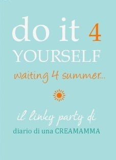 Summer DIY creations, recipes, beauty and wellness. The linky party # 5