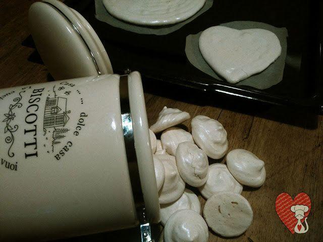 Ricette e Segreti in Cucina : Ricetta delle meringhe alla francese