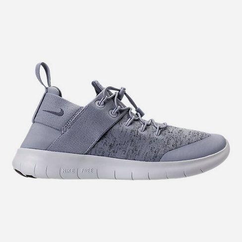 9241bc94d538 Nike Free Rn Commuter Premium Glacier Aa1622 002 Blue Light Blue Off White  Shoe