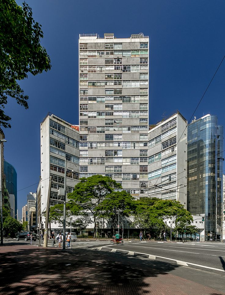 Edificio_Eiffel - Oscar Niemayer
