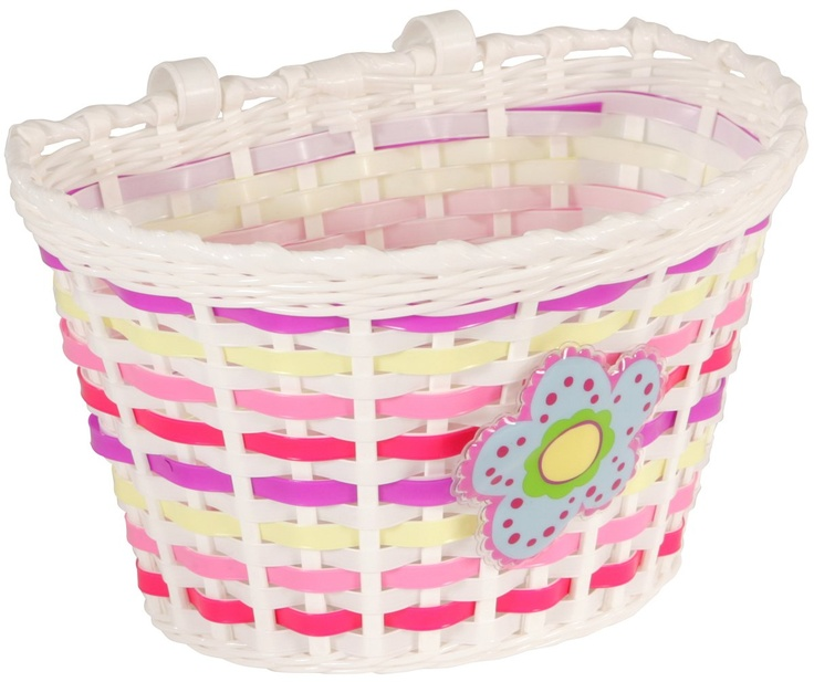 Schwinn Girl's Bike Basket - Best Price