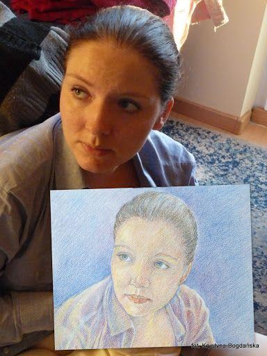 Rysunki ze zdjęć - Krystyna Bogdańska - Picasa Web Albums