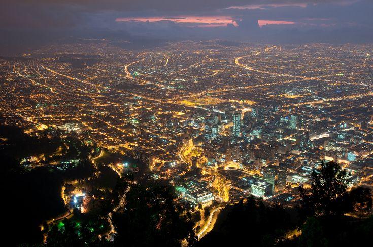 Bogota, Colombia | Bogota, Colombia - Travel Guide ~ Tourist Destinations